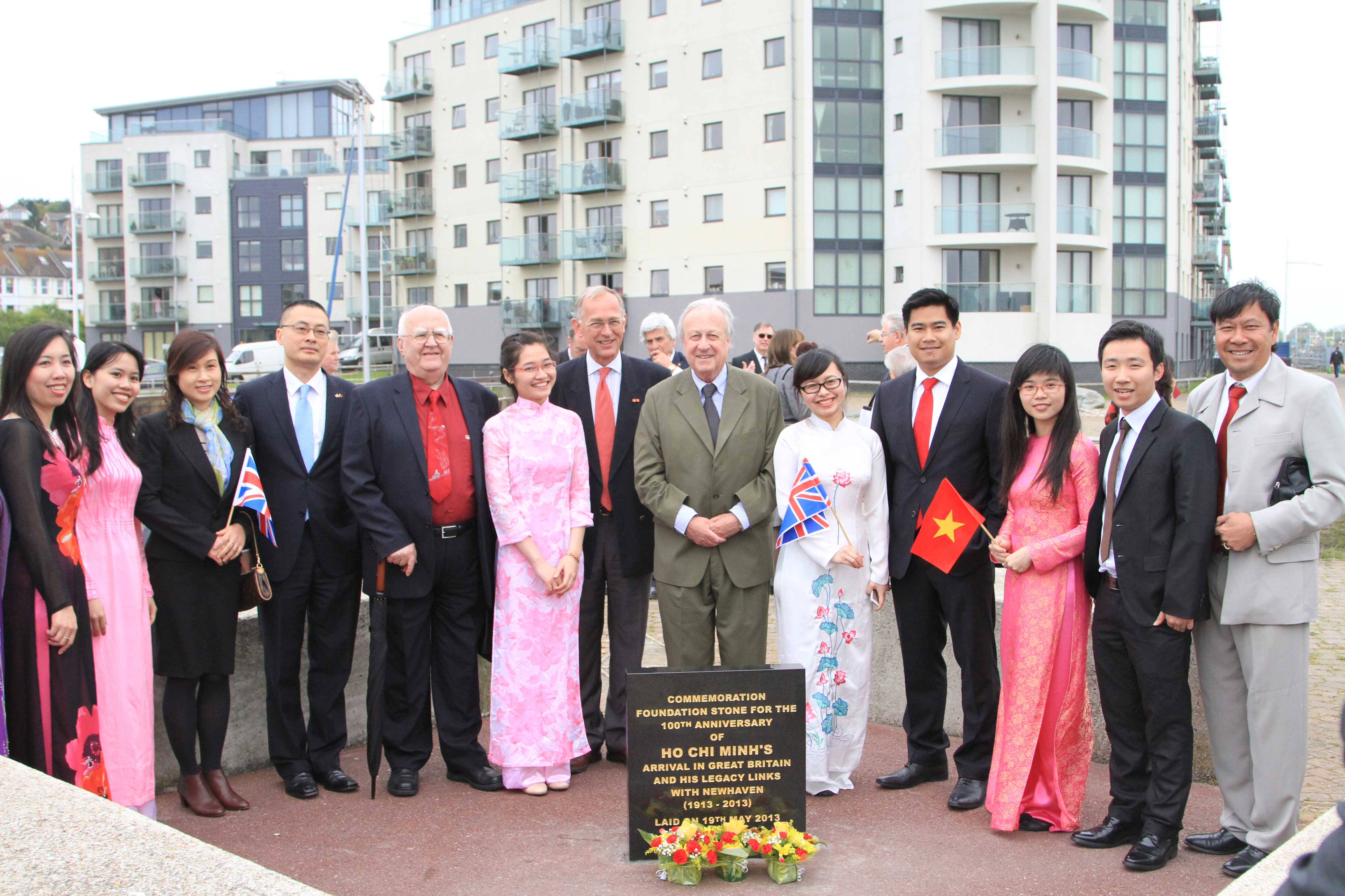 President Ho Chi Minh's link to Newhaven celebrated