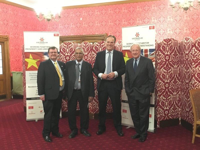 2018 Annual Dinner at the House of Lords