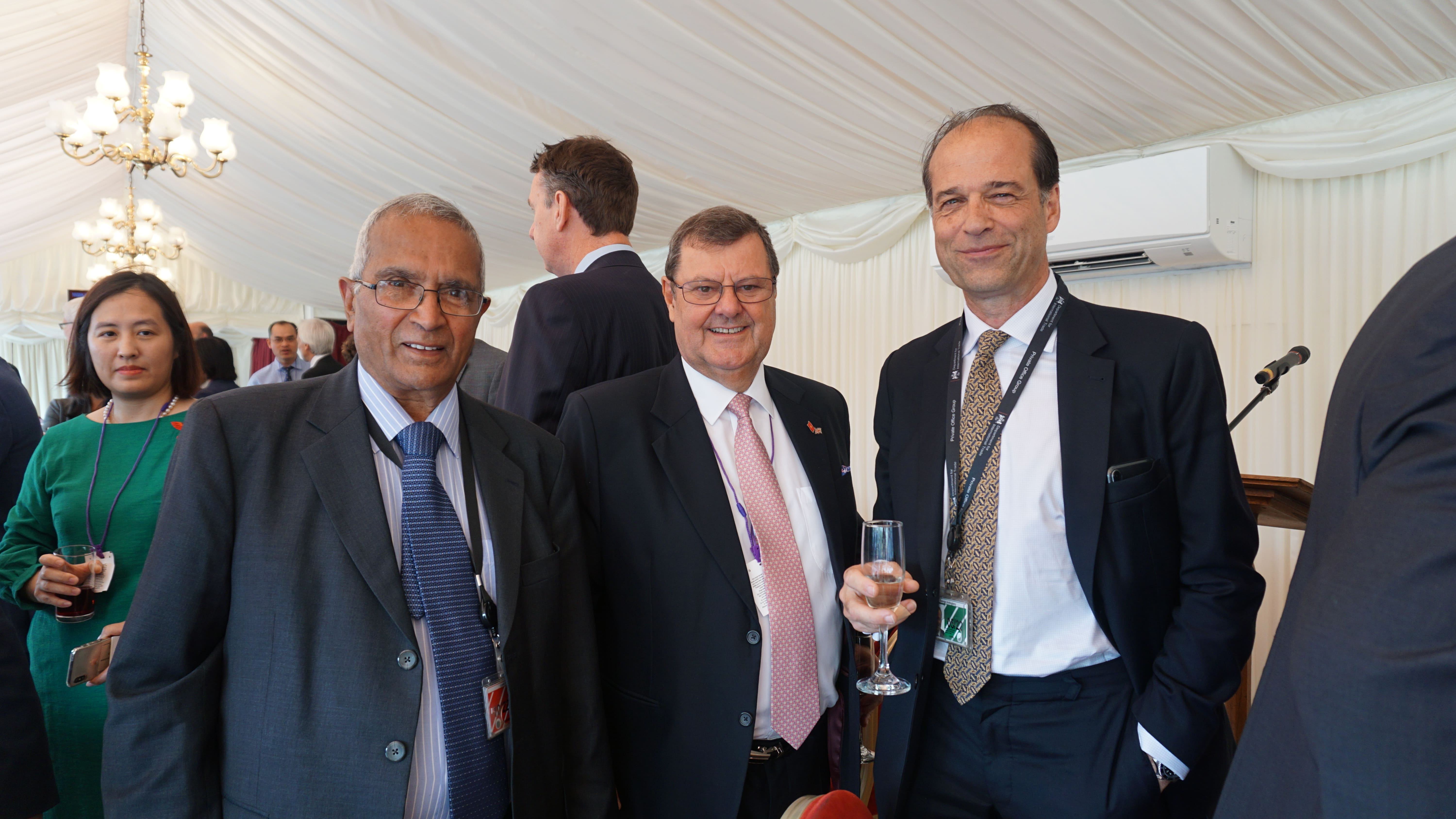 2019 Annual Luncheon At The House of Lords